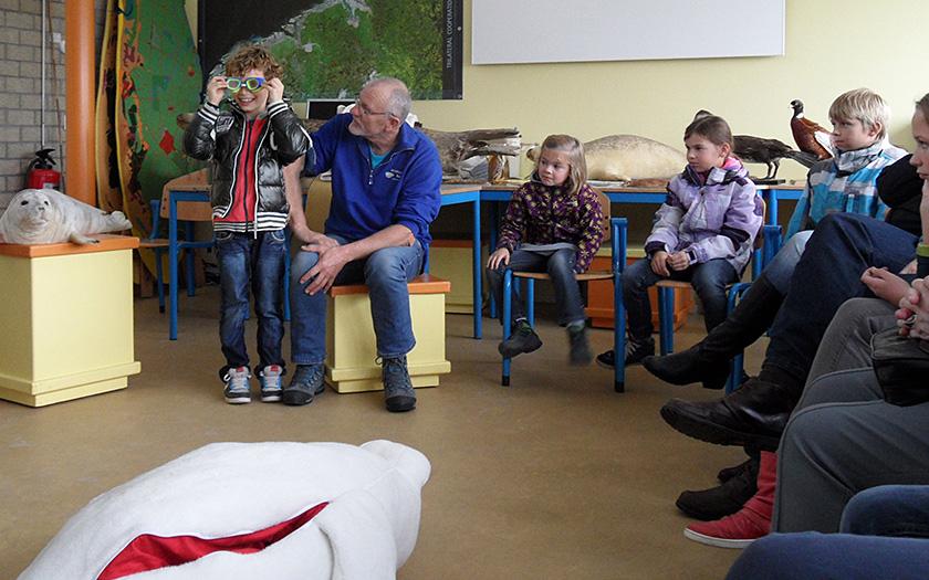 Familienprogramm Seehund